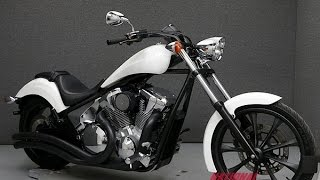 9. 2011  HONDA  VT1300CX FURY  - National Powersports Distributors