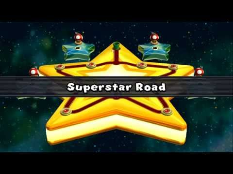 U - We head off to Superstar Road, and oh my God, we're sort of coordinated?
