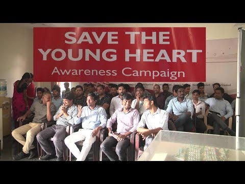 , Save The Young Heart Awareness Campaign