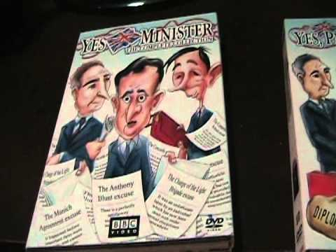 Yes Minister/Yes Prime Minister on DVD