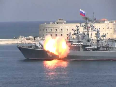 Russian Navy missile launch failure