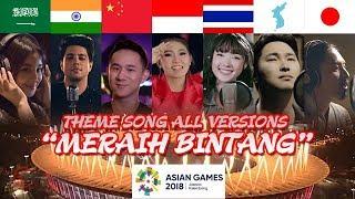 Download Video MENDUNIA!!! diCOVER 7 BAHASA, Meraih Bintang VIA VALLEN MP3 3GP MP4