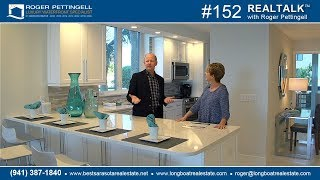 Beachplace residence makeover, before and after in REALTALK™ #152