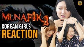 Nonton Korean Girls Watched Trailer Of Munafik 2    Film Subtitle Indonesia Streaming Movie Download