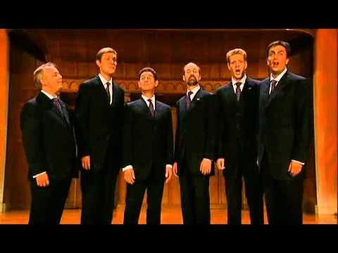 The King's Singers :: Masterpiece (Drayton)