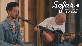 """Posada performing """"Norte"""" at Sofar Rio de Janeiro on May 23rd, 2017 Click here to come to a show in your city:..."""