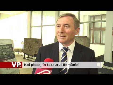 Noi piese, în tezaurul României