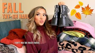 huge fall clothing try-on haul 2019! by ThatsHeart