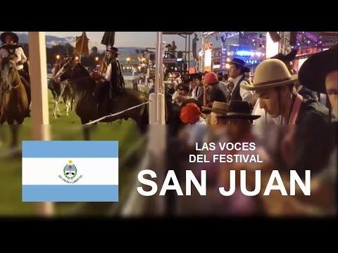 SAN JUAN | Las Voces del Festival de Jesús María 2016