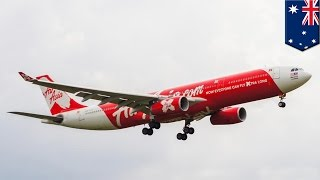 Video Plane lands in wrong country: AirAsia X flight to KL lands in Melbourne after nav error - TomoNews MP3, 3GP, MP4, WEBM, AVI, FLV Juli 2018