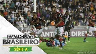 Em jogo ruim em campo e marcado pela violência nas arquibancadas em São Januário, o Flamengo levou a melhor no clássico contra o Vasco. Éverton fez o gol da ...
