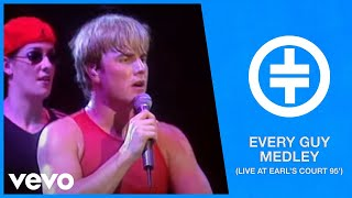 Take That - Every Guy Medley (Live At Earl's Court '95)