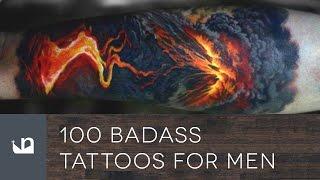 Video 100 Badass Tattoos For Men MP3, 3GP, MP4, WEBM, AVI, FLV Juni 2018