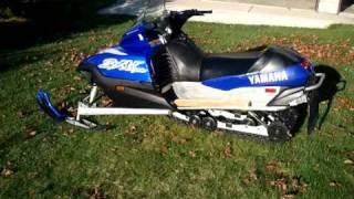 6. 2002 Yamaha SX Viper