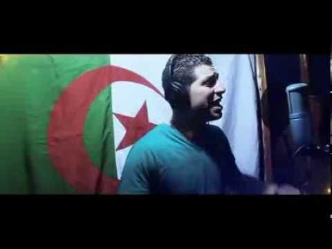 ALGERIE vs Burkina Faso أروع اغنية للمنتخب الجزائري 2013