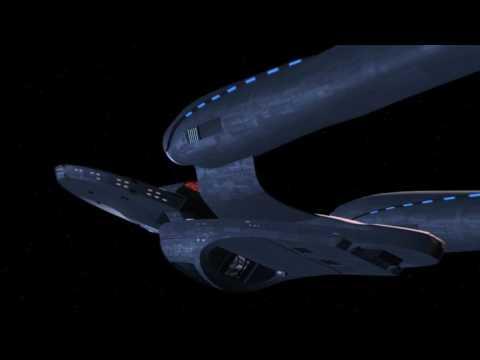 USS Excelsior (Kelvin Timeline Concept) - fan CGI animation
