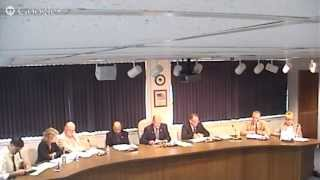 Council Meeting 6-3-13