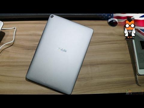 ASUS ZenPad 3S 10 Hands On - An iPad Killer?