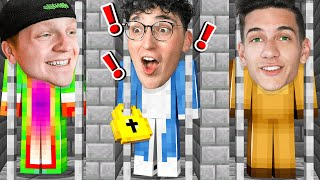 We Opened A MINECRAFT JAIL!