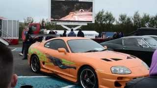 Nonton Paul Walker Tribute event at Knockhill – Sunday 20th September 2015 Film Subtitle Indonesia Streaming Movie Download
