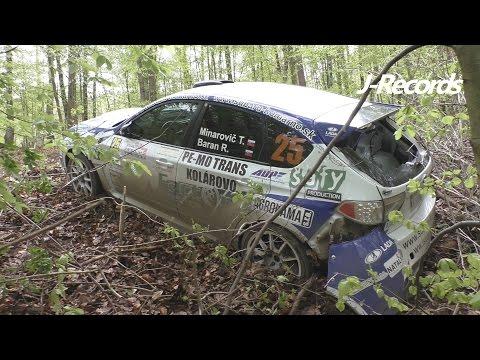 23.Rally Presov 2017 - ACTION & CRASH
