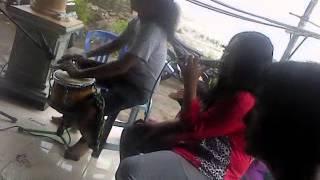 Video Cak juri monata.with warda latihan di kedung sari MP3, 3GP, MP4, WEBM, AVI, FLV Maret 2018