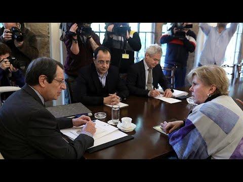 Κυπριακό: «Η προσπάθεια συνεχίζεται» – Άγνωστο αν θα επιστρέψει ξανά η Λουτ…