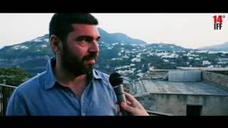 Ischia Film Festival 2016 - Incontri in terrazza - Toni D'angelo