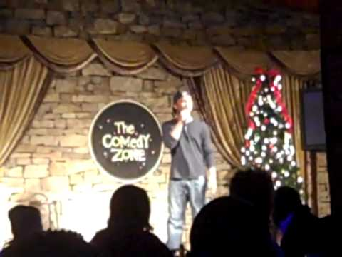 brandon king @da comedy zone 2