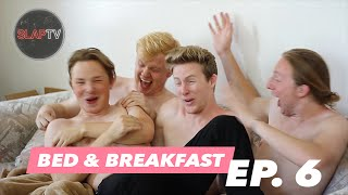 The boys finally find their true soulmate when the latest guest arrives.Created by: The Creamy BoyzSlapTV. Provocative. Dangerous. Cuddly.Watching our videos may be the most important thing you do this week. For more madness, subscribe to our YouTube Channel!http://www.youtube.com/subscription_c...Change your life by liking us on Facebook!https://www.facebook.com/slapTVdotcomGo here if you want to live!http://www.slaptv.comImpress your mom by following us on Twitter!https://twitter.com/slaptvdotcom Have you ever heard of Instagram??!!http://instagram.com/slaptvdotcom We are required to have one so here is our Google+ Page!https://plus.google.com/u/5/b/1050088...Created by and Starring:Danny SchararBradley J. CalderPatrick WalshFeaturing:Mac LarsenExecutive Producer:Roberto RaadA SlapTV Production