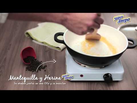 Video - Receta de empanada de pollo y champiñones