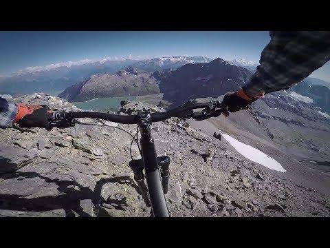 Vidéo de la descente