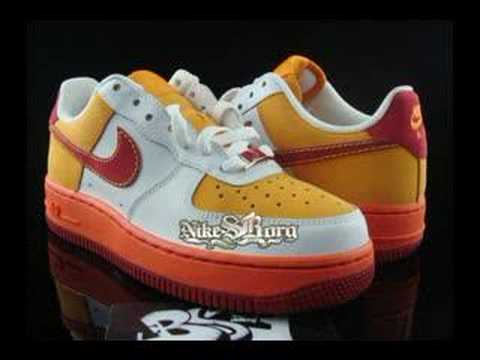 Nelly: Air Force Ones (NIKE)