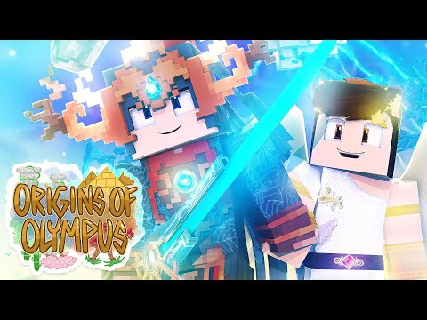 """DRAGON KING OF THE EAST SEA!"" Origins of Olympus #1 