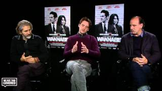 Exclusive Interview  Michael Imperioli  Vincent Piazza And Nick Sandow Talk The Wannabe  Hd
