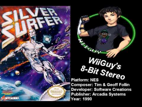 silver surfer nes music