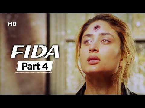 Fida - Movie In Parts 04 - Kareena Kapoor - Shahid Kapoor - Bollywood Romantic Movie