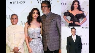 Nonton Vogue Beauty Awards 2017  Bachchan Family Dominates The Winners List Film Subtitle Indonesia Streaming Movie Download
