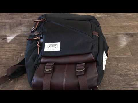 Zumit Professional Backpack Review