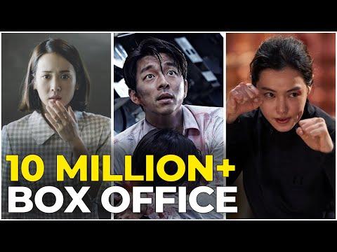 19 Korean Movies that passed 10 MILLION+ Box Office | EONTALK
