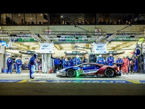 Highlights from Ford at Le Mans 24hrs 2018