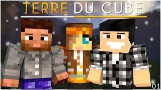 Video Minecraft - Terre du Cube (ft. Jutopi & Furious_Jumper) #01 MP3, 3GP, MP4, WEBM, AVI, FLV November 2017