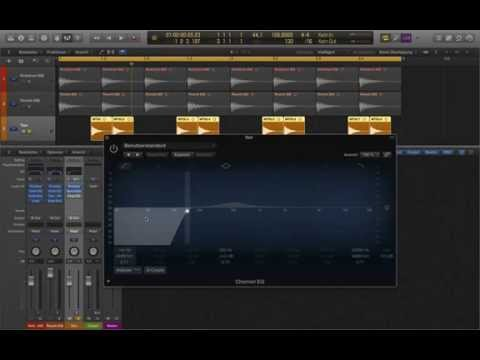 Im Studio mit Freshbass - Reverb Techno Kick TUTORIAL (Logic Pro X 2014)