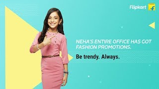 Neha has convinced the entire office to #BeTrendyAlways. So what else is left to do? Watch now!