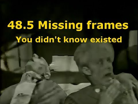 48.5 Missing Frames Of Doctor Who You Didn't Know Existed