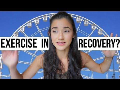 EXERCISE in Anorexia Recovery (why I'm avoiding this..)