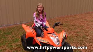 6. New KYMCO Mongoose 90cc ATV