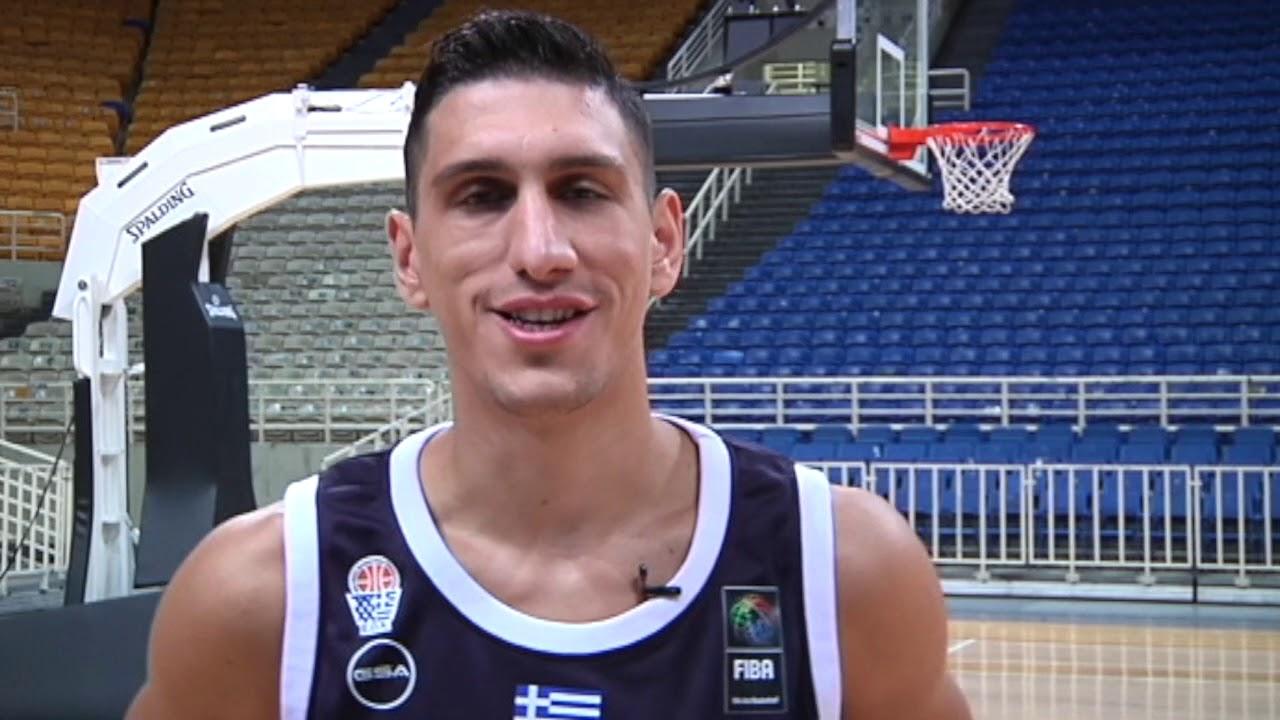 Tο Παγκόσμιο Κύπελλο Μπάσκετ αποκλειστικά στην ΕΡΤ | Γιαννούλης Λαρεντζάκης