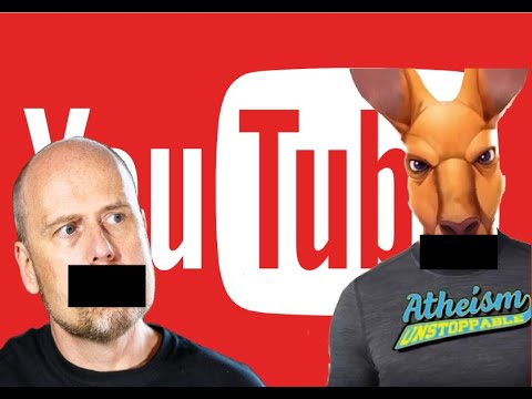 Atheism is Unstoppable and others get banned from you tube
