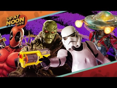5 Star Wars Battlefront Weapons We Want as NERF Guns – Up At Noon Live!